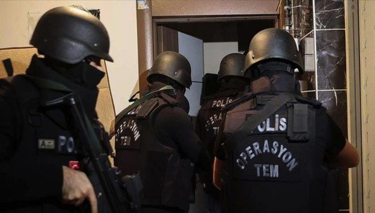 SON DAKİKA: Ankara merkezli 12 ilde DEAŞ operasyonu