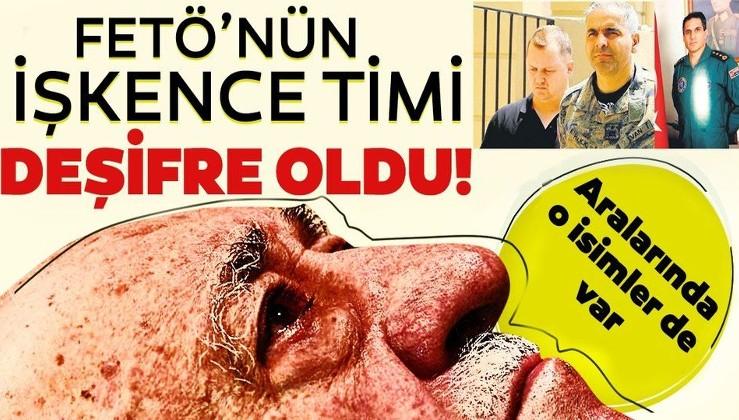 SON DAKİKA: FETÖ'nün işkence timi deşifre oldu!