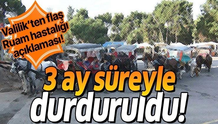 """Son dakika: İstanbul Valisi Yerlikaya'dan """"ruam hastalığı"""" açıklaması."""
