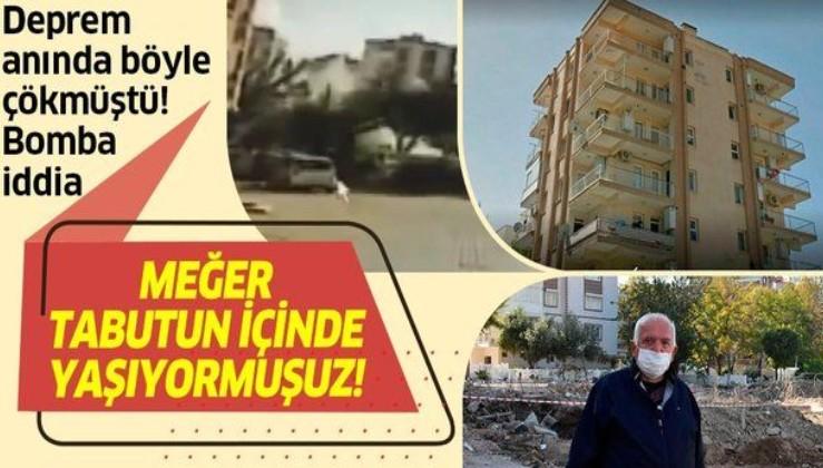 SON DAKİKA: Yağcıoğlu Sitesi'ndeki çatlakların boyayla kapatıldığı ortaya çıktı: Meğerse tabutun içinde yaşıyormuşuz