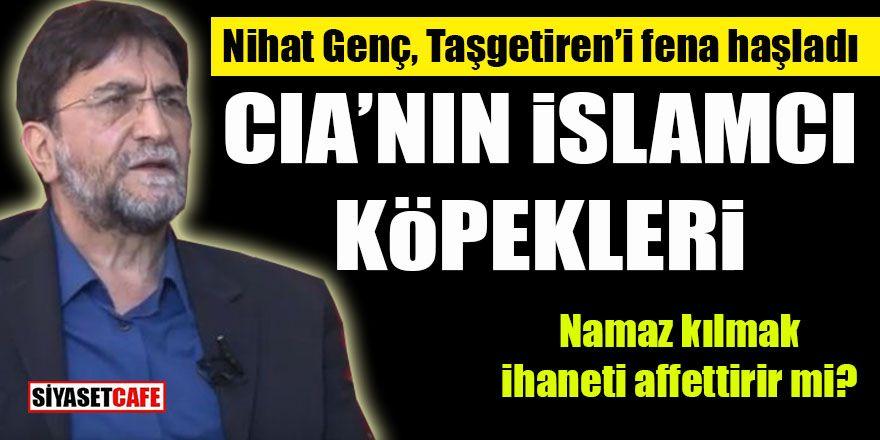 CIA'nın İslamcı köpekleri!