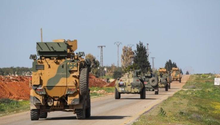 MSB duyurdu: 3'üncü Türk-Rus Birleşik Kara Devriyesi icra edildi