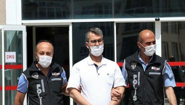 """Son dakika: FETÖ'nün """"emniyet mahrem yapılanma sorumlusu"""" olduğu iddia edilen zanlı tutuklandı"""