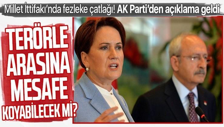 AK Parti'den HDP milletvekillerinin fezlekerine ilişkin son dakika açıklaması