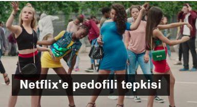 Netflix'e pedofili tepkisi