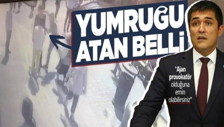 """Buğra Kavuncu'ya şaibeli saldırı: """"Saldırganın ajan provokatör olduğuna emin olabilirsiniz"""""""