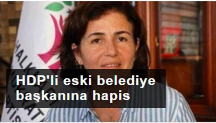 Sur'un eski Belediye Başkanı HDP'li Buluttekin'e hapis cezası