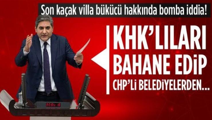 KHK ile ihraç edilen akademisyenleri bahane edip CHP'li belediyelerden para toplamış