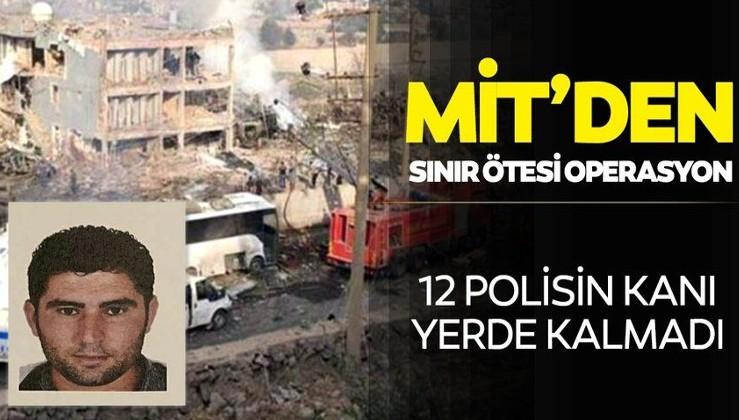 Son dakika: MİT'den sınır ötesi operasyon! 12 polisin kanı yerde kalmadı