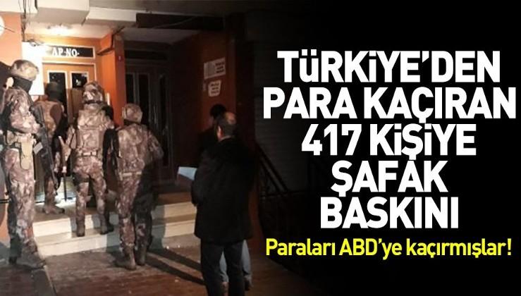İstanbul'da dev ekonomi operasyonu! 417 gözaltı