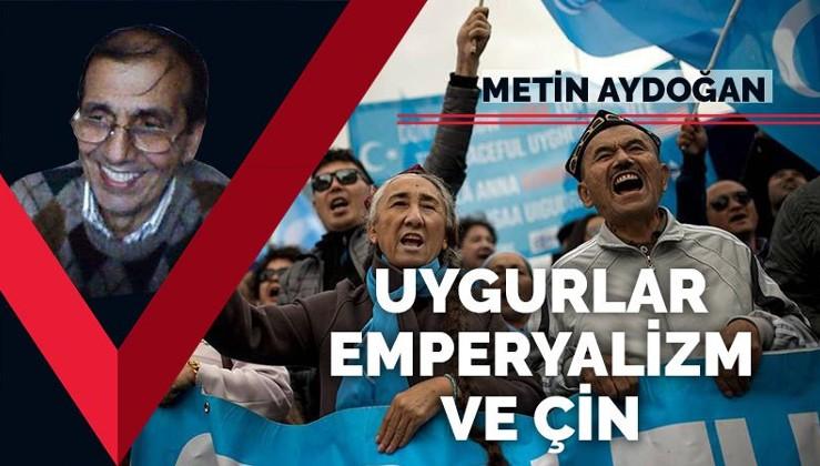 Sincan Uygur, emperyalizm ve Çin
