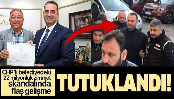 Son dakika: Yalova Belediye Başkan Yardımcısı Halit Güleç zimmet soruşturması kapsamında tutuklandı!.