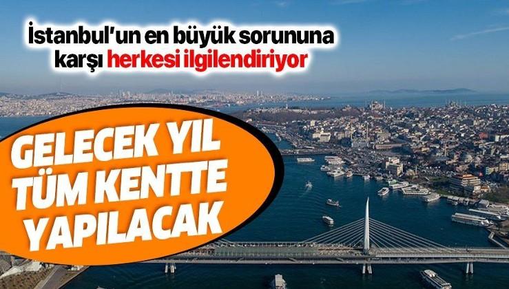 2021 yılında İstanbul'un tamamında herkesin katılımıyla deprem tatbikatı gerçekleştirilecek