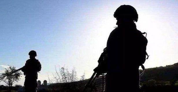 'Yıldırım-8 Savur Operasyonu' kapsamında Mardin'de biri gri kategoride 2 terörist teslim oldu