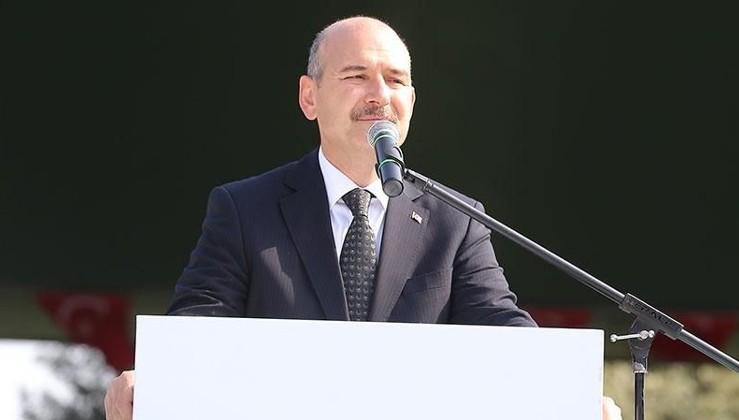 İçişleri Bakanı Soylu: Suriyeli sığınmacı sayısı 3.5 milyonu aştı
