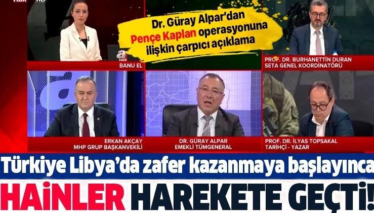 Türkiye Libya'da zafer kazanmaya başladı, terör örgütü harekete geçti