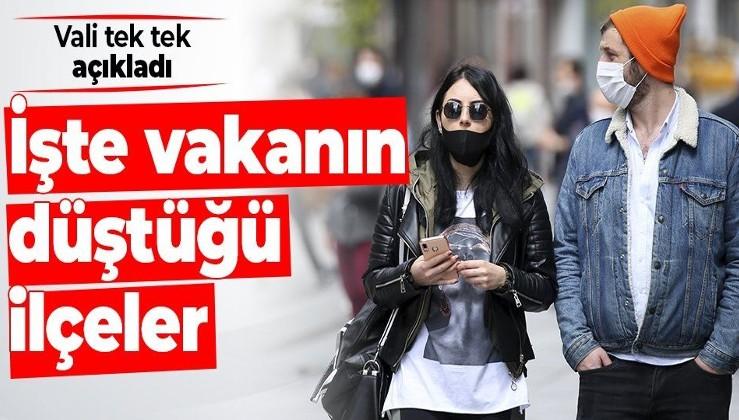 İstanbul Valisi Ali Yerlikaya: Her geçen gün vaka sayımız azalıyor