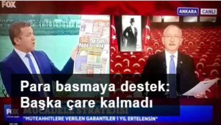 Kılıçdaroğlu'ndan Aydınlık'ın manşetine destek: Başka çare kalmadı