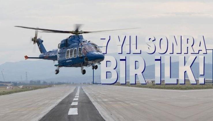 TUSAŞ duyurdu! 7 yıl sonra bir ilk! Yerli ve milli helikopter ihraç edilebilecek!