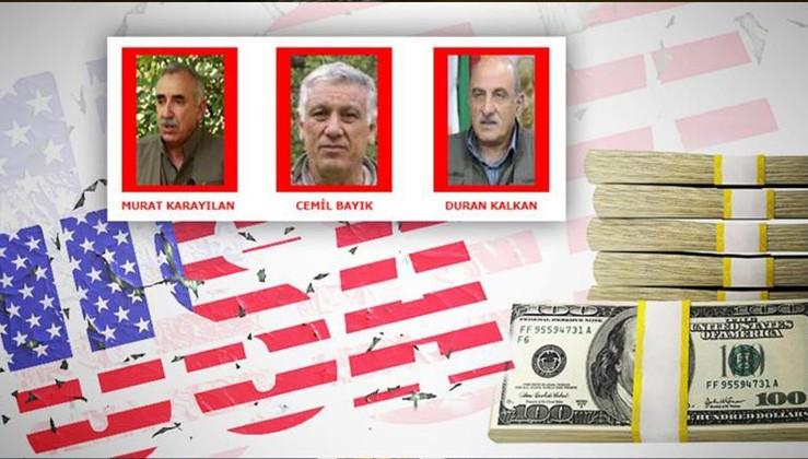 ABD'nin '3 terörist' havucu ve PKK'lıların kullanım süresi
