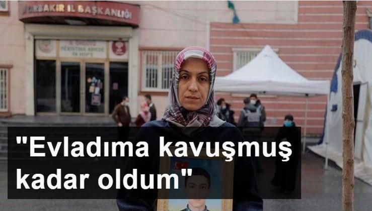 Diyarbakır Annesi'nden HDP'ye kapatma davası yorumu:Evladıma kavuşmuş kadar oldum