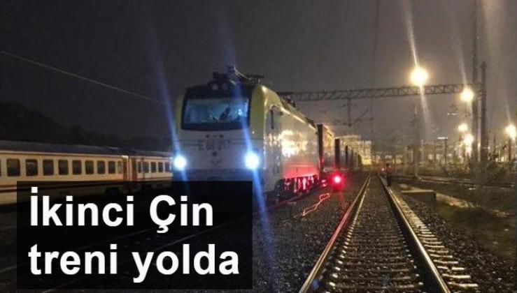 Özlem Gürses buna da atlar: Çin Treni nerede 2