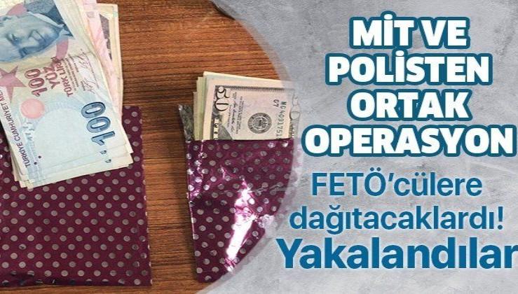 Son dakika: MİT ve polisten ortaklaşa FETÖ operasyonu.