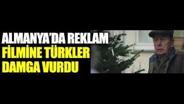 Türklüğümüzle gururlandık: Almanya'da reklam filmine Türkler damga vurdu