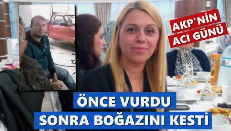 AKP'nin acı günü: Gamze Pala'yı önce vurdu, sonra boğazını kesti