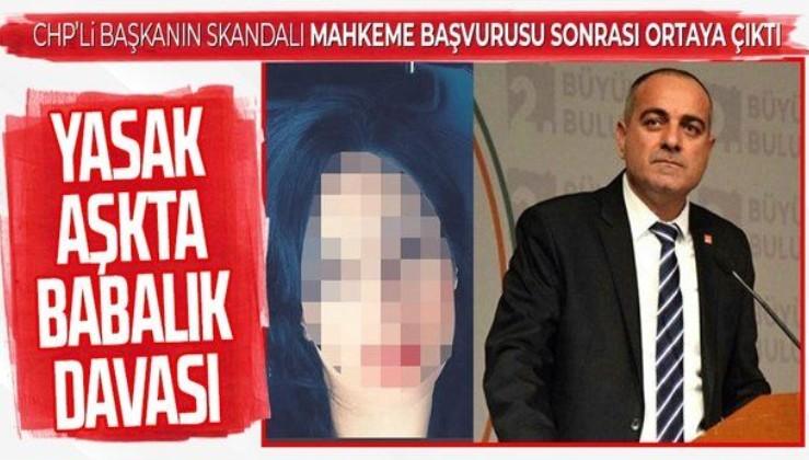 CHP'de yasak aşk skandalını babalık davası ortaya çıkardı! CHP'li Gemlik Belediye Başkanı Uğur Sertaslan adliyelik oldu