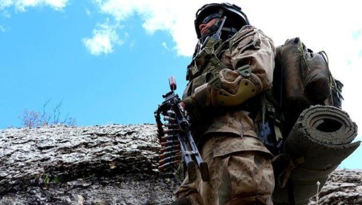 MSB duyurdu! Zeytin Dalı bölgesinde 4 terörist etkisiz hale getirildi
