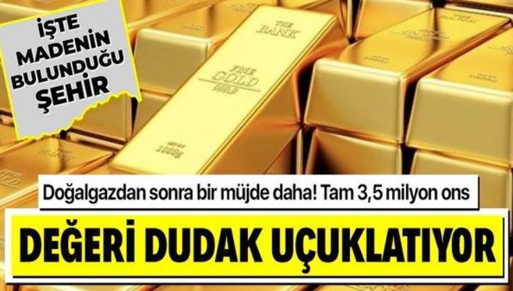 Son dakika: Tarım Kredi'den müjde! 3,5 milyon onsluk altın! Ons altın nedir? 1 ons altın kaç gram eder?