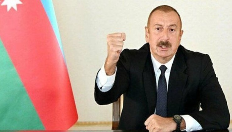 Azerbaycan Cumhurbaşkanı Aliyev'den 29 Ekim mesajı: