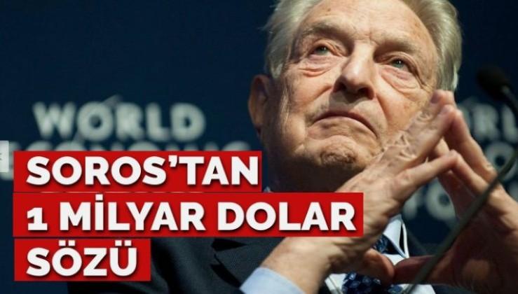 """Soros'tan """"diktatörleri devirmek için"""" göstericilere 1 milyar dolar… Yeni 'Renkli devrimler' yolda!"""
