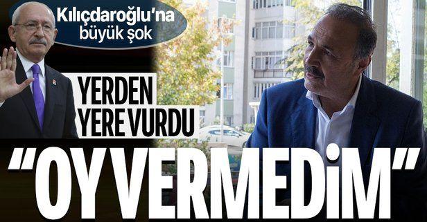 CHP eski Milletvekili Mehmet Sevigen parti yönetimini yerden yere vurdu