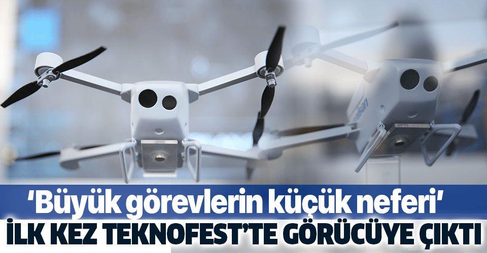 ASELSAN tanıttı! İşte büyük görevlerin küçük neferleri... Türkiye'nin yeni nesil yerli silahları nefesleri kesti!