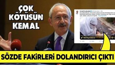 Kılıçdaroğlu'nun sözde fakirleri dolandırıcı çıktı! Ortalık karışacak