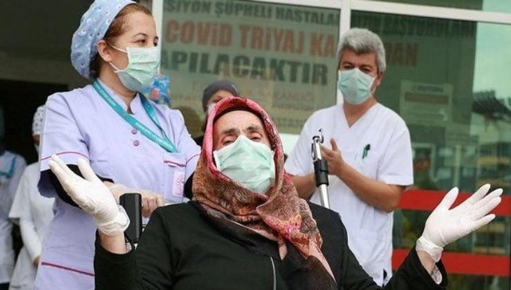 Koronavirüsü yenen 66 yaşındaki Minnet Pınarcı gözyaşları içinde anlattı: Çift geldim tek gidiyorum