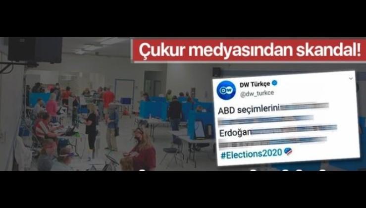 SON DAKİKA: Alman medyasından skandal tweet: ABD seçimlerine bile 'Erdoğan'lı manşet attılar