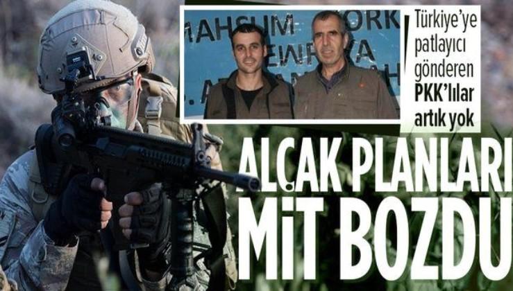 SON DAKİKA: MİT'ten Duhok'ta nokta operasyon! PKK'lı teröristler etkisiz hale getirildi