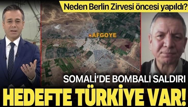 Son dakika: Somali'de Türk müteahhitlere bombalı saldırı! MSB'den ilk açıklama geldi.