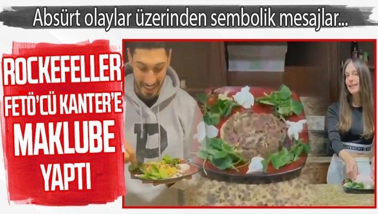 """FETÖ, militanı Enes Kanter üzerinden Türkiye'ye """"maklubeli Rockefeller"""" mesajı gönderdi"""