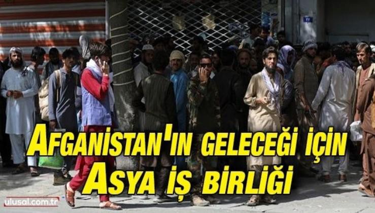 Afganistan'ın geleceği için Asya iş birliği