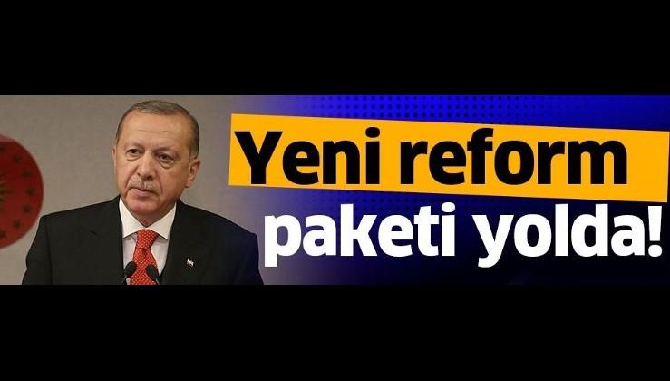 Cumhurbaşkanı Erdoğan:'Adalet mülkün temelidir.' sözü daima sizlerin rehberi olmalıdır