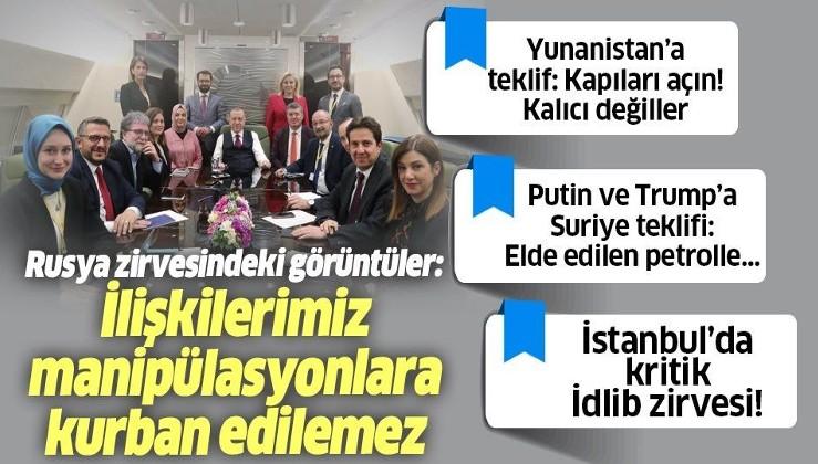 Son dakika: Erdoğan'dan Belçika dönüşü kritik açıklamalar.