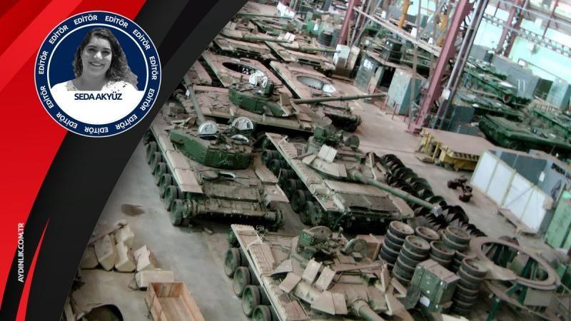 Tank Palet devletin elinde kalıyor
