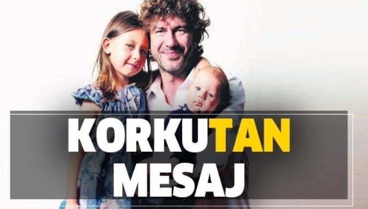 Ünlü balet Tan Sağtürk sosyal medyadan çocuklarıyla tehdit edildi
