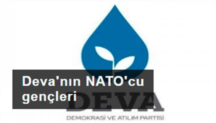 Deva'nın NATO'cu gençleri