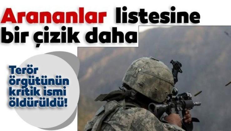 Şırnak'ta etkisiz hale getirilen 8 teröristten birinin turuncu kategoride aranan Nurgül Duran olduğu tespit edildi