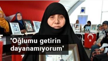 Diyarbakır annesi koronavirüse yakalandı: Oğlumu getirin dayanamıyorum
